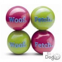 WOOF FETCH BALL