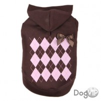 ARGYLE HOOD