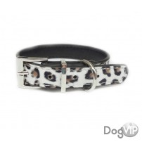 COLLIER LEOPARD